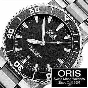 [正規品 2年保証]オリス腕時計 ORIS時計 ORIS 腕時計 オリス 時計 ダイバー アクイス デイト Diving Aquis Date メンズ ブラック 733.7653.4154M[機械式 自動巻き 300m防水 防水 ブラック] 売れ筋[送料無料][プレゼント ギフト][F] 【クーポン配布中】[ポイント5倍][5年保証対象][期間限定]ORIS時計 オリス腕時計 ORIS 腕時計 オリス 時計 ダイバーアクイス デイト DivingAquis Date
