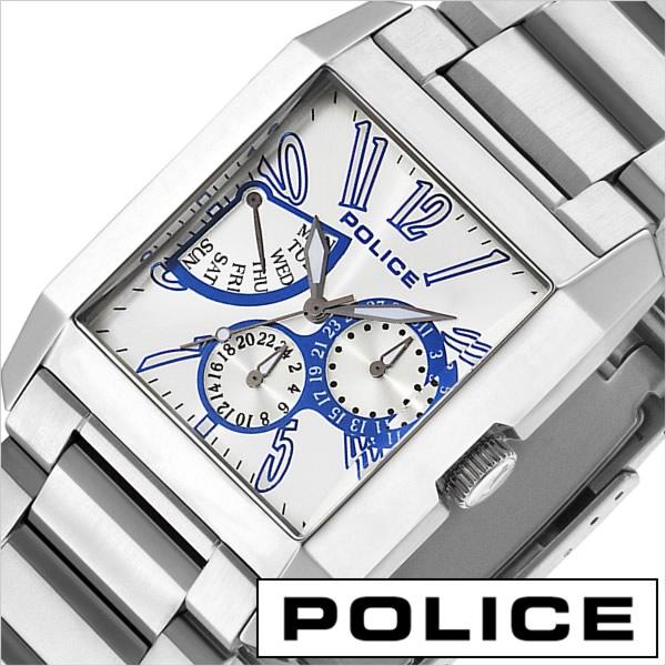 ポリス 腕時計 POLICE時計[ポリス腕時計] KING'S AVENUE キングス アベニュー POLICE[おしゃれ 防水 ブルー メタル ベルト] メンズ 人気 腕時計 13789MS-01M ポリス時計 POLICE腕時計[雑誌掲載][送料無料][プレゼント ギフト][C][] 【クーポン配布中】[ポイント5倍][5年保証対象][期間限定]POLICE時計 ポリス腕時計 POLICE 腕時計 ポリス 時計 キングス アベニュー KING'S AVENUE