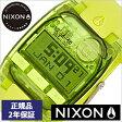 [正規品 2年保証]ニクソン腕時計 NIXON時計 NIXON 腕時計 ニクソン 時計 コンプ スモール COMP S ALL NEON GREEN レディース/グリーン NA3362044-00[シリコン ベルト/デジタル/アナログ/オール ネオングリーン][送料無料][プレゼント/ギフト][あす楽]