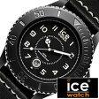 アイスウォッチ腕時計 ICEWATCH時計 ICE WATCH 腕時計 アイス ウォッチ 時計 ヘリテイジ ビッグ Heritage Big メンズ ブラック HE.BK.BM.B.L[送料無料][クリスマス プレゼント ギフト]