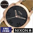 [あす楽][正規品2年保証]ニクソン腕時計 NIXON時計 NIXON 腕時計 ニクソン 時計 レンジャー レザー Ranger 40 Leather Rose Gold / Brown レディース/ブラック NA4711890-00 [正規品/カスタム/ブラウン/ローズ ゴールド/ピンクゴールド][送料無料][プレゼント][02P27May16]