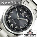 【クーポン配布中】[5年保証対象][期間限定]ORIENT時計 オリエント腕時計 ORIENT 腕時計 オリエント 時計 ネオ セブンティーズ Neo70's