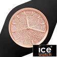 アイスウォッチ腕時計 ICEWATCH時計 ICE WATCH 腕時計 アイス ウォッチ 時計 グリッター ユニセックス GLITTER メンズ/レディース/ピンク ICEGTBRGUS[シリコン ベルト/正規品/防水/アイスグリッター/ブラック/ローズ/ICE.GT.BRG.U.S.15][送料無料][あす楽]