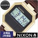 [ポイント10倍][5年保証対象][期間限定]NIXON時計 ニクソン腕時計 NIXON 腕時計 ニクソン 時計 リランレザー RE-RUNLEATHER[父の日/贈り物]