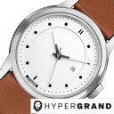 ハイパーグランド腕時計 HYPER GRAND時計 HYPER GRAND 腕時計 ハイパーグランド 時計 マーベリック シリーズ クラシック レザー MAVERI..