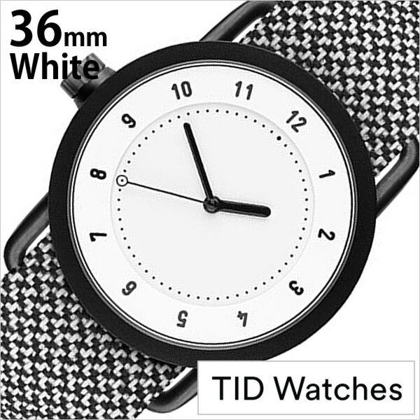 ティッドウォッチズ腕時計 TIDWatches時計 TID Watches 腕時計 ティッド ウォッチズ 時計 クヴァドラ Kvadrat メンズ レディース 男女兼用 ホワイト TID01-WH36-GRANITE[No.1 正規品 おしゃれ 北欧 シンプル 革 レザー バンド ホワイト][送料無料][B][ホワイトデー] 【クーポン配布中】[ポイント3倍][5年保証対象][期間限定]TIDWatches時計 ティッドウォッチズ腕時計 TID Watches 腕時計 ティッド ウォッチズ 時計 クヴァドラ