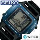 [6/9発売]セイコー ワイアード デジボーグ BEAMSプロデュース BASEL限定モデル 時計 SEIKO 腕時計 WIRED メンズ グレー AGAM701[人気 正規品 ブランド 防水 デジタル ワイヤード メタル ブラック]
