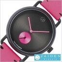ジャイデン クラシック 腕時計 ルナマットブラック JAID...