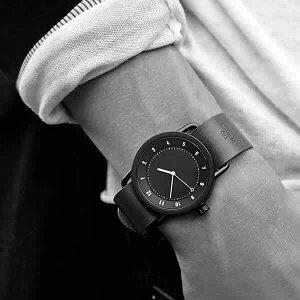 [あす楽]ティッドウォッチ腕時計TIDWatches時計TIDWatches腕時計ティッドTIDウォッチ時計TID腕時計メンズ/レディース/ユニセックス/男女兼用/ブラックTID01-BK-N[革ベルト/おしゃれ/防水/北欧/アナログ/ベージュ/ホワイト][送料無料][新社会人][プレゼント]