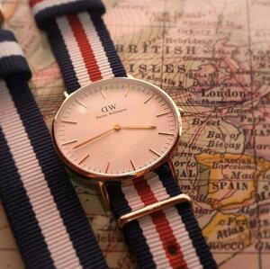 [即出荷][ポイント10倍][送料無料][正規品2年保証]ダニエルウェリントン腕時計DanielWellington腕時計ダニエルウェリントン時計クラシックグラスゴーローズCLASSIC40mmメンズ/レディース/男女兼用腕時計/オフホワイト0104DW[ファッション/人気定番][DW]