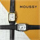 マウジー腕時計 MOUSSY時計 MOUSSY 腕時計 マウジー 時計 スタンダードミニ レディース/ホワイト WM0651UB WM0661UB[革 ベルト/...