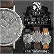 レック腕時計 REC時計 REC 腕時計 レック 時計 ミニマリスト The Minimalist ミニ Mini メンズ[アナログ/革/レザー ベルト/シンプル/車体/一点物][送料無料]