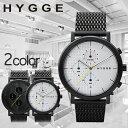 ヒュッゲ 時計 HYGGE 腕時計 2204 メンズ レディ...