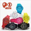 【おひとり様1点限り!】今月のピックアップアイテム!ネスタ腕時計 NESTABRAND時計 (NESTA BRAND 腕時計 ネスタ ブランド 時計)ソウルマスター(Soul Master) メンズ レディース 男女兼用時計 ネスタブランド腕時計 プレゼント ギフト 送料無料