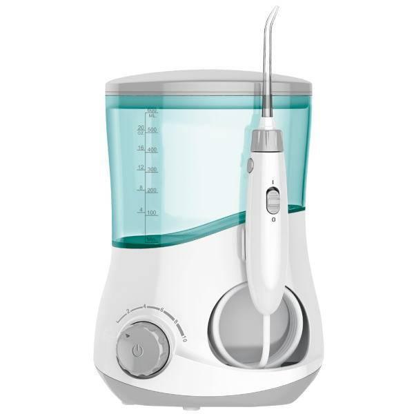 口腔洗浄器マウスウォッシャージェットウォッシャー大容量600ml歯周病対策電動歯間ブラシ歯周病防止プ