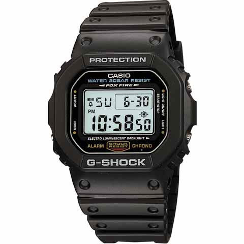 CASIO G-SHOCK DW-5600E-1