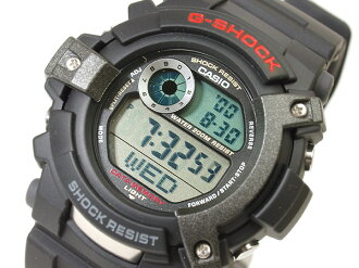 Casio overseas model G shock digital watch black urethane belt G-2500-1VMDS