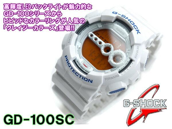 GD-100SC-7DR G-SHOCK Gシ...の紹介画像2