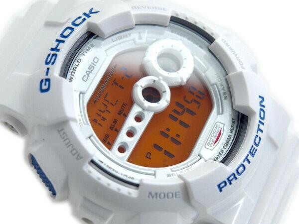 GD-100SC-7DR G-SHOCK Gショック ジーショック gshock カシオ CASIO 腕時計
