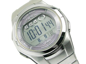 Casio lady's domestic model electric wave solar watch DFC-200DJ-8J fs3gm