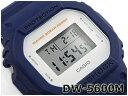 【ポイント2倍!!+全商品送料無料!!】G-SHOCK Gショック ジーショック 5600系 カシオ CASIO ミリタリー・シリーズ デジタル 腕時計 ネイビー DW-5600M-2CR DW-5600M-2