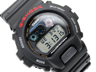 Casio G shock reimport foreign model digital watch black urethane belt DW-6900-1
