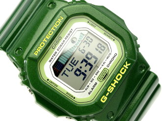 Casio G shock overseas model G-LIDE digital watch sparkling deep green GLX-5600A-3DR