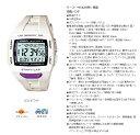 カシオ CASIO PHYS フィズ 電波ソーラー 腕時計 ホワイト STW-1000-7JF 国内正規品■アスリートのためのスポーツウオッチ「PHYS(フィズ)」からソーラー電波時計のランナー用モデルが登場。電波受信機能は世界6局の標準電波に対応したマルチバンド6を搭載。ラップ・スプリットタイムを最大120本までメモリー可能。また、タイム計測中に計測時間と現在時刻を同時に表示することもできます。大型ワイド液晶パネルや高輝度均一発光LEDの採用により、日中はもとより夜間での視認性も確保。走行中でも操作しやすいフロントの大型LAPボタンなど、ランナーのニーズにマッチした新モデルです。・世界6局(日本2局、中国、アメリカ、イギリス、ドイツ)の標準電波を受信し、時刻を自動修正するマルチバンド6・タフソーラー■ケース・ベゼル材質: 樹脂樹脂バンド無機ガラス10気圧防水タフソーラー(ソーラー充電システム)電波受信機能:自動受信(最大6 回/日)(中国電波は最大5 回/日)/手動受信、<日本>受信電波:JJY、周波数:40kHz/60kHz(福島/九州両局対応モデル)<北米地域>受信電波:WWVB、周波数:60kHz<ヨーロッパ地域>受信電波:MSF/ DCF77、周波数:60kHz/77.5kHz<中国>受信電波:BPC、周波数:68.5kHz*ホームタイム設定を受信可能な都市に設定すると、都市に合わせた局を受信します。尚、時差は選択した都市によって設定されます。ワールドタイム:世界48 都市(31タイムゾーン、サマータイム設定機能付き)+ UTC(協定世界時)の時刻表示ストップウオッチ(1/100 秒(10 時間未満)/1 秒(10時間以上)、100 時間計、ラップ/ スプリット付き)、LAP データを最大120 本メモリー(ラップカウンター001 〜 999)、計測ログデータを最大60 本メモリー(データ番号、計測開始月・日・時・分、ラップ/ スプリットタイム、ラップ番号、最高ラップ表示)タイマー:最大2 本の時間指定が可能なインターバル計測用のタイマー(セット単位:5 秒、最大セット:99 分55 秒、1 秒単位で計測、リピート(1 〜 10 回まで設定可能)機能付き)時刻アラーム5 本(1本のみスヌーズ機能付き)・時報バッテリーインジケーター表示パワーセービング機能(暗所では一定時間が経過すると表示を消して節電します)フルオートカレンダー12/24 時間制表示切替操作音ON/OFF 切替機能LEDライト(フルオートライト、スーパーイルミネーター、残照機能、残照時間切替(1.5 秒/3 秒)付き)フル充電時からソーラー発電無しの状態での駆動時間機能使用の場合:約9ヵ月パワーセービング状態の場合:約33ヵ月ホームタイム都市(受信機能対応都市)/ 受信電波台北、ソウル、東京/ 日本の標準電波JJY40・JJY60(ホノルル)、(アンカレジ)、バンクーバー、ロサンゼルス、エドモントン、デンバー、メキシコシティ、シカゴ、ニューヨーク、ハリファックス、セントジョンズ/ アメリカの標準電波WWVBリスボン、ロンドン、マドリード、パリ、ローマ、ベルリン、ストックホルム、アテネ、(モスクワ)/イギリスの標準電波MSF・ドイツの標準電波DCF77香港、北京/ 中国の標準電波BPC※( )内の各都市は条件が良ければ受信する場合もあります。※ 電波受信が行われない場合は、通常のクオーツ精度(平均月差±15秒)で動作します。サイズ(H×W×D)/質量:49×45×11.6mm/46g1974年、機械式からクオーツ式へと切り替わる技術変革期に時計事業へ進出。 1983年、カシオ計算機より「壊れない腕時計」としてG-SHOCK誕生。 外殻から独立した内部機構とポリウレタン製の衝撃吸収材等によりアイスホッケーのパック代わりにしても壊れないほどの頑丈さを誇る。 1984年 データバンクを発売多機能、高気圧防水、他に気圧計や水深測定器、電波時計、太陽電池等様々な先端技術を盛り込んだ製品が多数発表。 腕時計の更なる可能性を追求し続け世界中で愛されるトップメーカーである。 アスリートのためのスポーツウオッチ「PHYS(フィズ)」からソーラー電波時計のランナー用モデルが登場。 電波受信機能は世界6局の標準電波に対応したマルチバンド6を搭載。ラップ・スプリットタイムを最大120本までメモリー可能。また、タイム計測中に計測時間と現在時刻を同時に表示することもできます。大型ワイド液晶パネルや高輝度均一発光LEDの採用により、日中はもとより夜間での視認性も確保。走行中でも操作しやすいフロントの大型LAPボタンなど、ランナーのニーズにマッチした新モデルです。 ・世界6局(日本2局