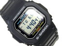 G-SHOCK Gショック ジーショック カシオ ソーラー デジタル 腕時計 G-5600E-1DR G-5600E-1