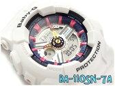 【ポイント2倍!!+全商品送料無料!!】BA-110SN-7ACR Baby-G ベビーG 腕時計