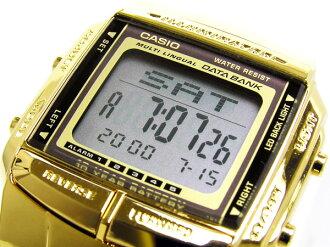 CASIO カシオ データバンク 日本未発売海外Model Gold[DB-360G-9ADF]