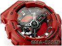 G-SHOCK Gショック ジーショック カシオ CASIO 限定モデル S Series Sシリーズ 逆輸入海外モデル アナデジ 腕時計 ローズ柄 レッド GMA-S110F-4A