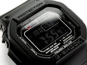 【ポイント2倍!+全商品送料無料!!】【国内正規品CASIOG-SHOCK】カシオGショックメンズ腕時計電波ソーラーオールブラックGW-M5610-1BJF