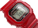 [all point double !+ product free shipping!]  [CASIO G-SHOCK] Casio G-Shock foreign countries model G-LIDE digital watch enamel red GLX-5600-4