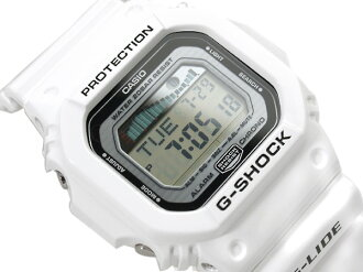 Casio G shock overseas model G-LIDE digital watch white enamel GLX-5600-7
