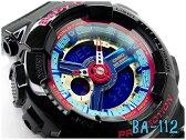 【ポイント2倍!!+全商品送料無料!!】BA-112-1ACR ベビーG BABY-G ベビージー カシオ CASIO 腕時計