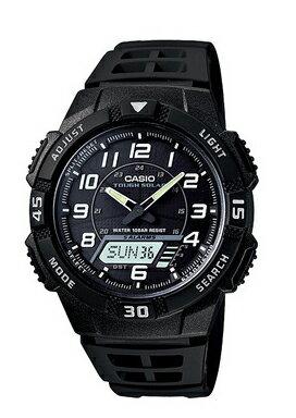 【ポイント2倍!!】 AQ-S800W-1BJF カシオ CASIO タフソーラー アナログ&デジタル スタンダードモデル 腕時計 AQ-S800W-1BJF 国内正規品