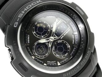 CASIO G-SHOCKカシオ 逆輸入Model Gショック Blackフォース アナデジWrist watch コックピットシリーズ G-702BD-1A