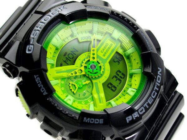 GA-110B-1A3DR G-SHOCK Gショック ジーショック gshock カシオ CASIO 腕時計【あす楽】