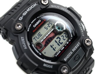 Casio reimport foreign model G shock digital watch black urethane belt GW-7900-1