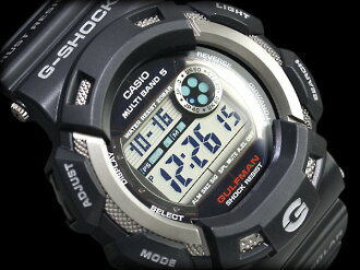 Reimport G shock gulfman solar radio digital watch gray black GW-9100-1E