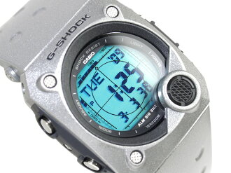 Casio G-Shock advanced design foreign countries model C3 digital watch cool blue liquid crystalline gray silver lam-like urethane belt G-8000-8