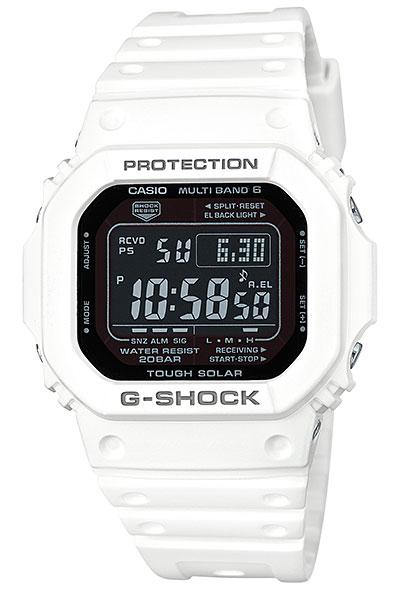 【送料無料+ポイント2倍!】カシオ Gショック CASIO G-SHOCK ジーショック デジタル ソーラー 電波 メンズ 腕時計 ホワイト ブラック ペアモデル GW-M5610MD-7JF 国内正規品 [5年間保証対象]カシオ Gショック CASIO G-SHOCK ジーショック デジタル ソーラー 電波 メンズ 腕時計 ホワイト ブラック ペアモデル GW-M5610MD-7JF 国内正規品