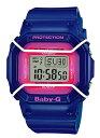 【ポイント2倍!!+全商品送料無料!!】ベビーG BABY-G ベビージー 限定モデル CASIO カシオ デジタル 腕時計 ブルー ピンク BGD-501FS-2JF【国内正規モデル】
