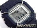 【ポイント2倍!!+全商品送料無料!!】ベビーG Baby-G ベビージー プロテクター付き復刻 海外モデル カシオ CASIO デジタル 腕時計 ネイビー BGD-501UM-2CR BGD-501UM-2
