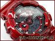 【ポイント2倍!!+全商品送料無料!!】Gショック ジーショック G-SHOCK カシオ CASIO ビッグフェイス アナデジ 腕時計 メタリック レッド GA-110NM-4ACR GA-110NM-4A