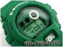 CASIO G-SHOCK カシオ Gショック 逆輸入海外モデル ヘザード・カラー・シリーズ 限定モデル デジタル 腕時計 グリーン GD-X6900HT-3ER GD-X6900HT-3 GD-X6900HT-3ER