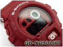 CASIO G-SHOCK カシオ Gショック 逆輸入海外モデル ヘザード・カラー・シリーズ 限定モデル デジタル 腕時計 レッド GD-X6900HT-4ER GD-X6900HT-4
