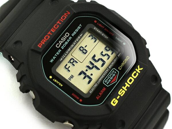 G-SHOCK Gショック ジーショック 限定モデル Breezy Rasta Color ブリージー・ラスタカラー 逆輸入海外モデル カシオ CASIO デジタル 腕時計 ブラック グリーン DW-5600CMB-1DR DW-5600CMB-1【あす楽】
