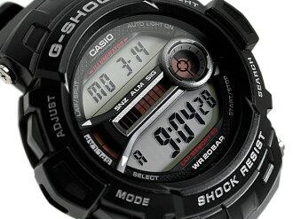 "+ CASIO g-shock Casio ""G shock RM series digital watch black グラスファイバーインサートバンド GD-200-1DR"